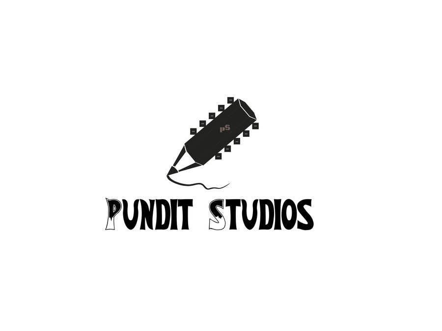 Proposition n°455 du concours Design a Logo for Pundit Studios