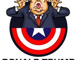 #10 for Logo Needed for Donald Trump Cartoon App by hadildafirenz