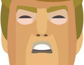 #1 for Logo Needed for Donald Trump Cartoon App by mouhammedkaamaal