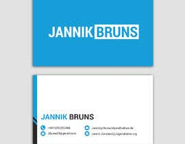 #37 for Business Card Design   SIMPLE   MINIMALISTIC by smartghart