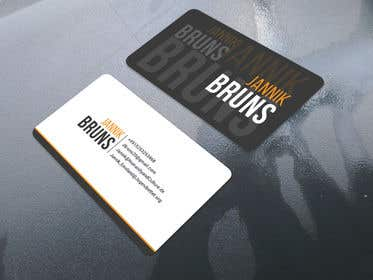 Image of                             Business Card Design | SIMPLE | ...
