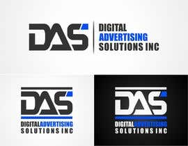"irfanfarozi tarafından Design a Logo for new startup called ""Digital Advertising Solutions Inc"" için no 54"