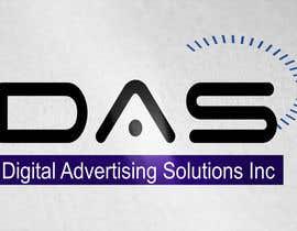 """IAN255 tarafından Design a Logo for new startup called """"Digital Advertising Solutions Inc"""" için no 39"""