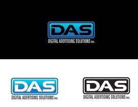 """milanchakraborty tarafından Design a Logo for new startup called """"Digital Advertising Solutions Inc"""" için no 45"""