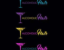 #21 for Design a Logo for Alcoholic Hair by fireacefist