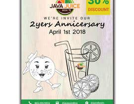 #62 for Java juice box 2 yr anniversary by jubayerkhanab