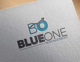 #4 para Need a logo deisgned for a management company called Blue One Management, colours sky blue and white writing por snooki01