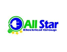 "#29 for I would like a logo designed for an electrical company i am starting, the company is called ""All Star Electrical Group"" i like the colours green and blue with possibly a white background and maybe a gold star somewhere but open to all ideas by IbrahimKhalilKSA"