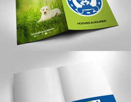 #8 for Presentation Folder for Pet Business by dnoman20