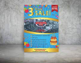 #25 for Hammer's Gym 3rd Birthday Sale by activityCREATIVE
