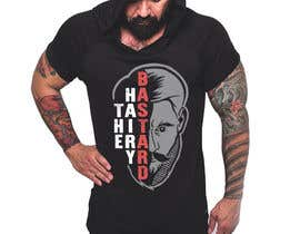 #46 cho THE HAIRY BASTARD needs a SUPER SEXY MENS T shirt and trucker hat for its brand bởi lemonadePRO
