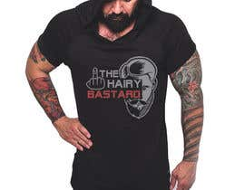 #48 cho THE HAIRY BASTARD needs a SUPER SEXY MENS T shirt and trucker hat for its brand bởi lemonadePRO