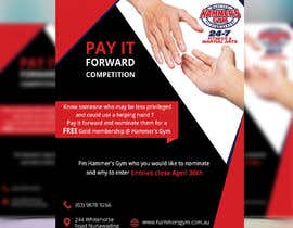 #23 for Pay it forward competition af ajahan398
