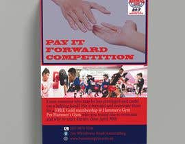 #25 per Pay it forward competition da afrozeamina69