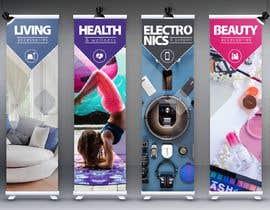 #41 for Design 4 banners by juandelange