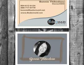 #8 for design 4X6 business cards for a residential Maid Service by masalampintu
