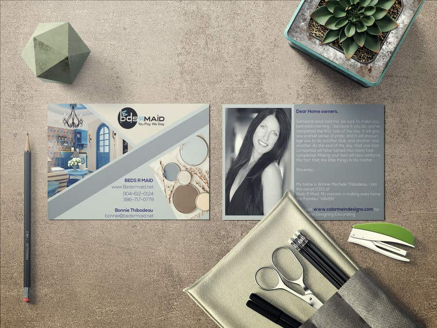 Entry #1 by upoma0904 for design 4X6 business cards for a ...
