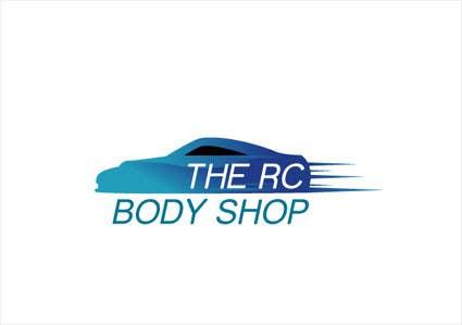 Bài tham dự cuộc thi #                                        79                                      cho                                         Logo Design for The RC Body Shop - eBay