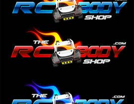 MJBenitez tarafından Logo Design for The RC Body Shop - eBay için no 61