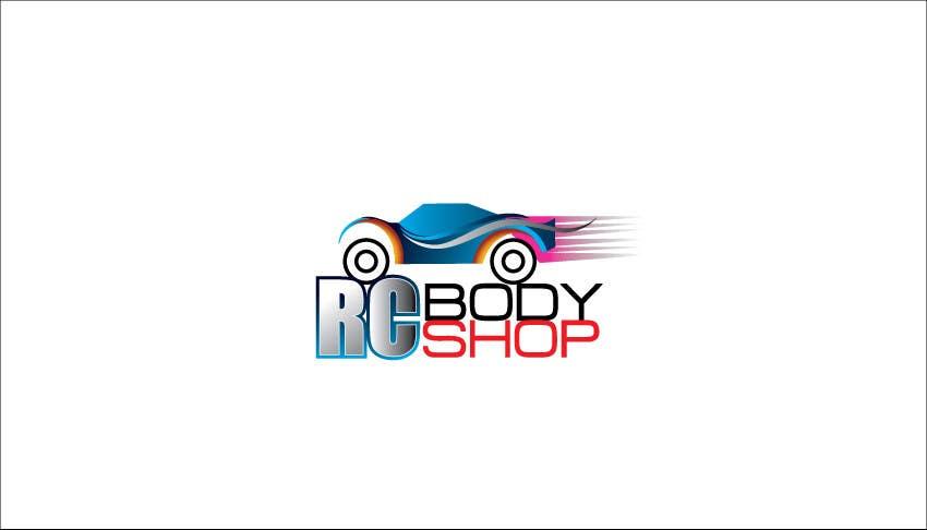 Proposition n°                                        77                                      du concours                                         Logo Design for The RC Body Shop - eBay