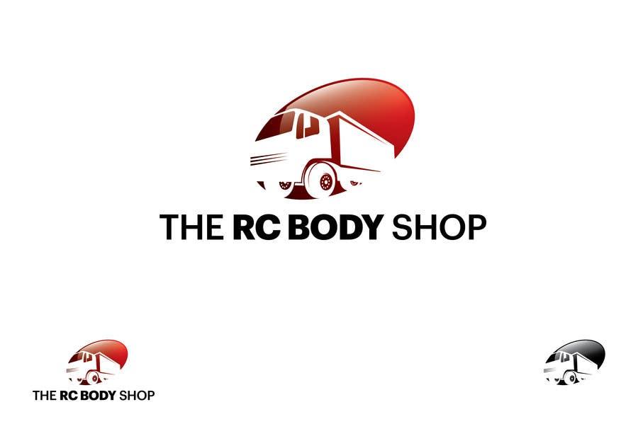 Proposition n°                                        16                                      du concours                                         Logo Design for The RC Body Shop - eBay