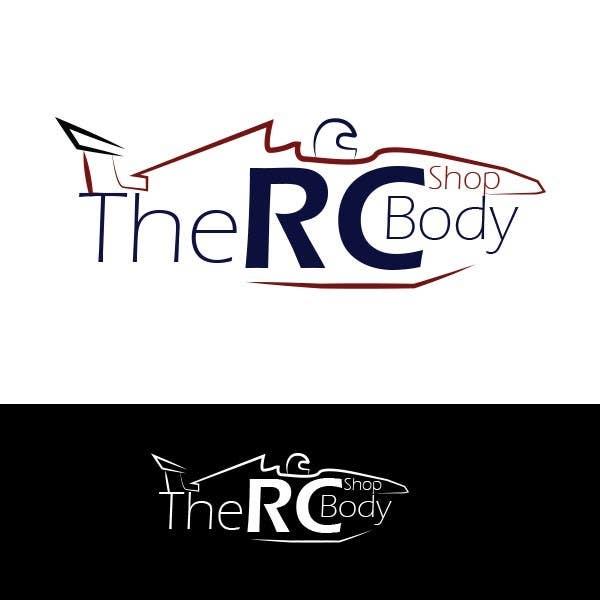 Bài tham dự cuộc thi #                                        67                                      cho                                         Logo Design for The RC Body Shop - eBay