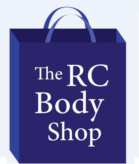 Proposition n°                                        42                                      du concours                                         Logo Design for The RC Body Shop - eBay