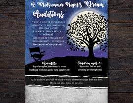 #35 for Midsummer Night's Dream Audition flyer by oscarhurtadomat