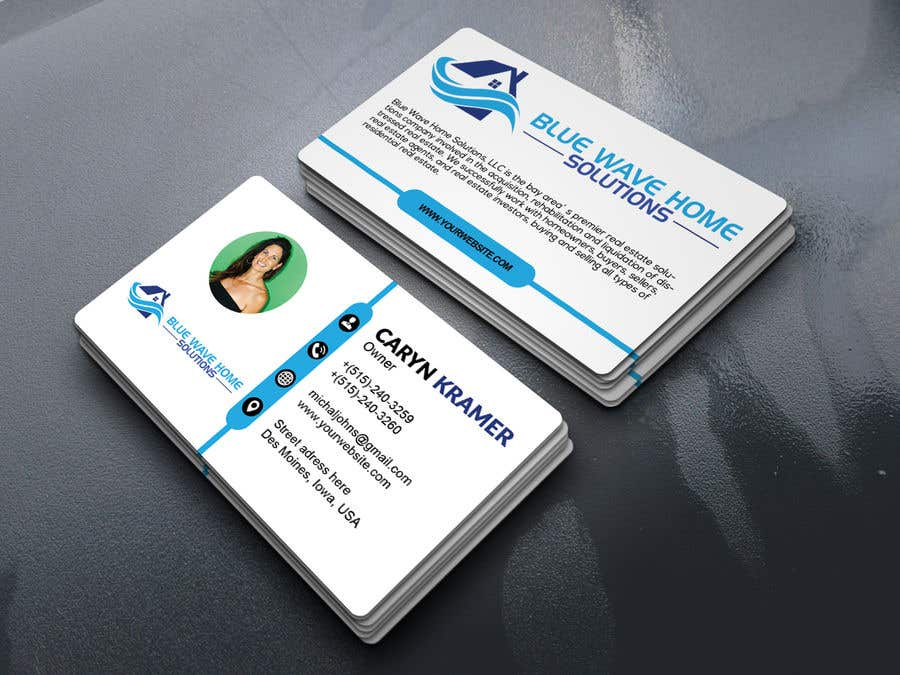 Entry 117 by masudbd1 for design some business cards freelancer business card colourmoves