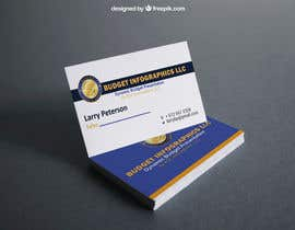 #38 for Modify or Redesign a Business Card by saherabibimitu19