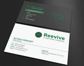 #46 for Business Card Design by wefreebird