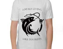 #47 , Design a T-Shirt KINGFISH 来自 ejatnaldo