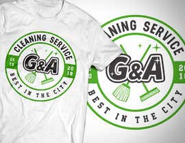 #44 for Design a Logo for G&A Cleaning Services by taquitocreativo