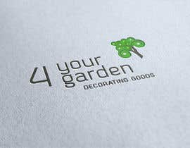 nº 334 pour Logo Design for 4yourgarden.nl par BrunoLobo