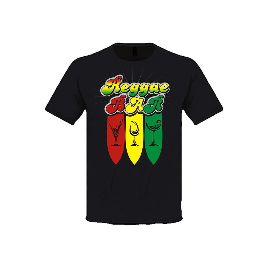 Design t shirt reggae -  45 For Design A T Shirt For Reggae Bar By Adsis