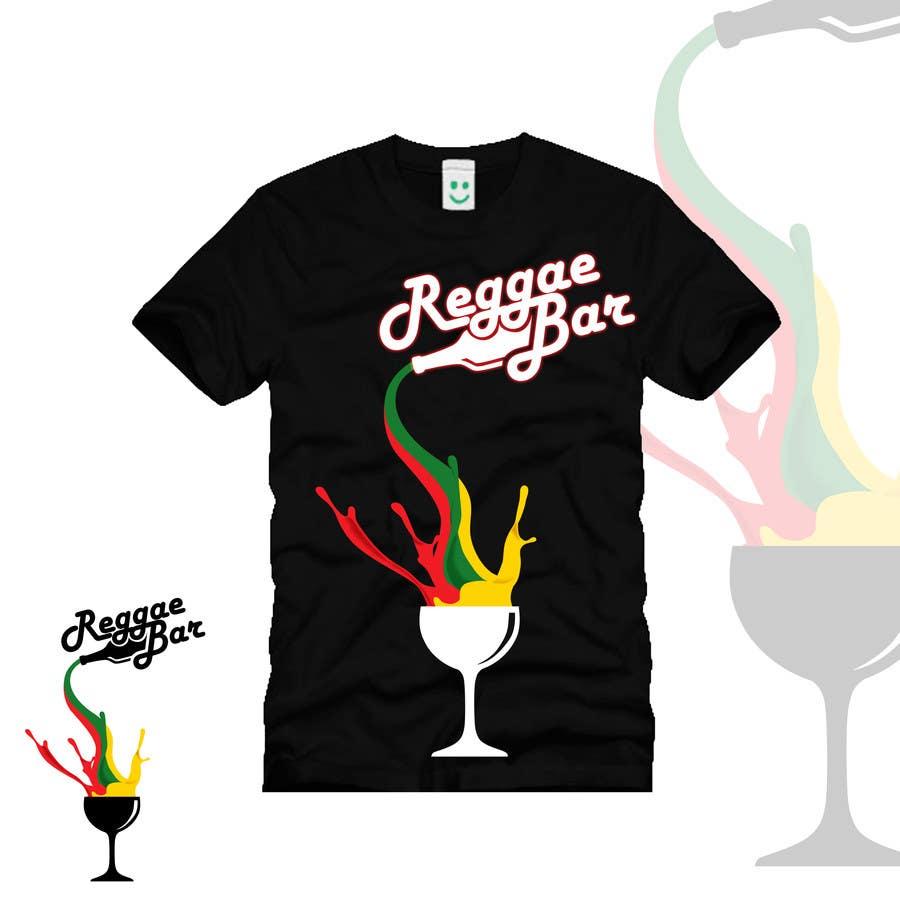 Design t shirt reggae -  14 For Design A T Shirt For Reggae Bar By Karlafuertez