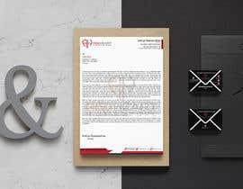 #39 for Design a letterhead by hmfaisal004