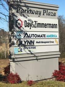 İzleyenin görüntüsü                             Company Building Sign