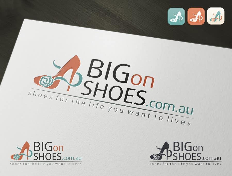 Inscrição nº 318 do Concurso para Logo Design for Big On Shoes