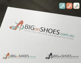topcoder10 tarafından Logo Design for Big On Shoes için no 320