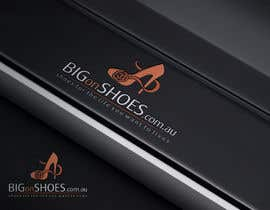 nº 112 pour Logo Design for Big On Shoes par topcoder10