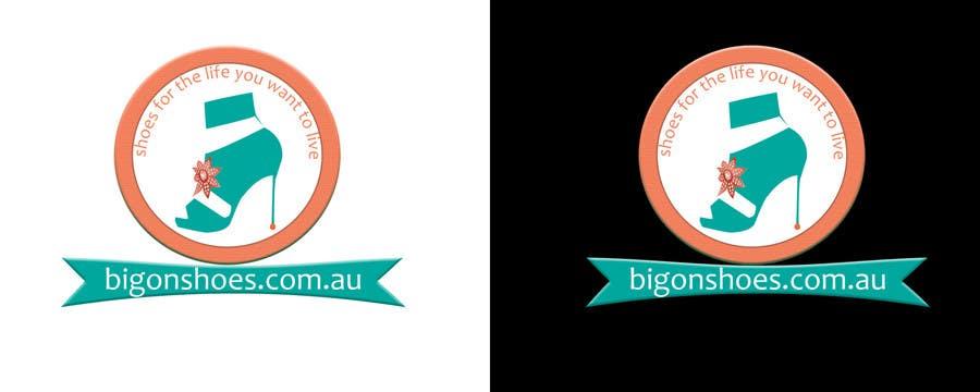 Inscrição nº 158 do Concurso para Logo Design for Big On Shoes