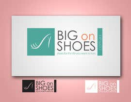 #388 for Logo Design for Big On Shoes by Graphopolis