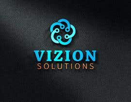 #20 for Logo for Vizion Solutions by asik01711