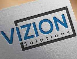 #61 for Logo for Vizion Solutions by alamin16ah