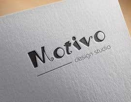 """#18 for A logo design for design studio, which called Motivo, so you can use the while word of """" motivo"""" , or just use """"M"""" as the logo. We hope the finally logo can be simple, special, but attacting the eyes. by Immhasan"""