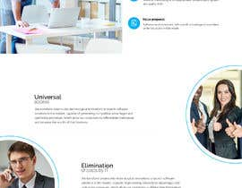 #30 for Design and build a website (landing page) for a company. Multilanguage by saidesigner87