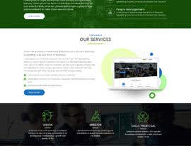#35 for Design and build a website (landing page) for a company. Multilanguage by sudpixel