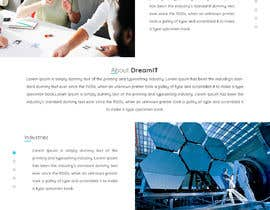 #21 for Design and build a website (landing page) for a company. Multilanguage by kumarm54