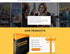 #22 for Design and build a website (landing page) for a company. Multilanguage by amitesh123